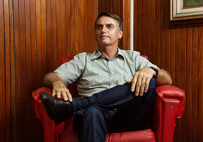 Bolsonaro: 'A carreira militar tem tanto privilégio que nenhum deputado tem filho militar'