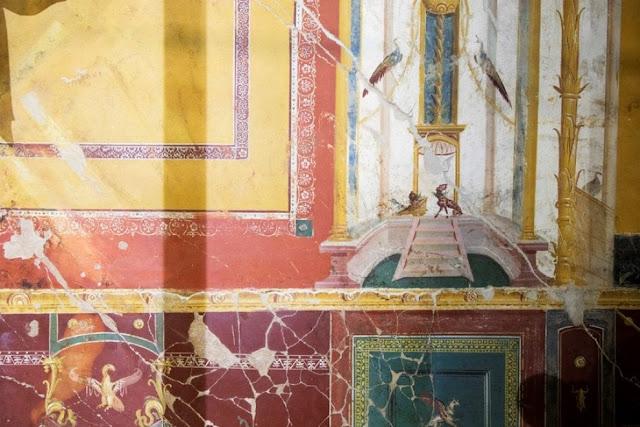 Roman Villa of Positano finally opens to the public
