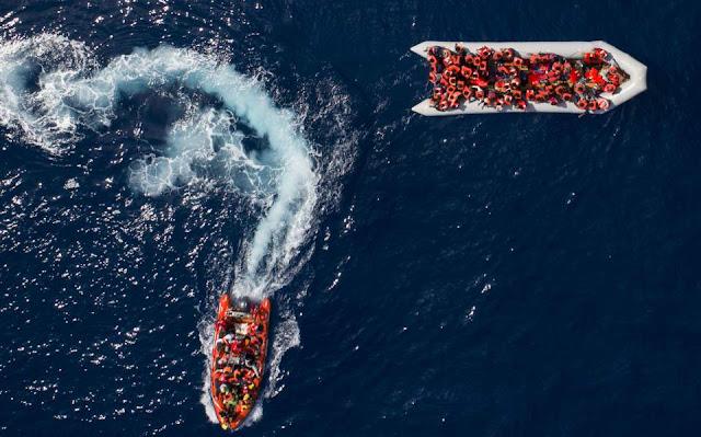 Η πρόταση της Ρώμης για τους μετανάστες που διασώζονται στη Μεσόγειο