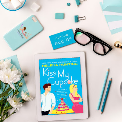 Cover Reveal: Kiss My Cupcake by Helena Hunting | About That Story