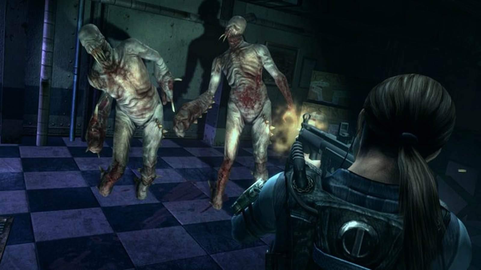 تحميل لعبة Resident Evil Revelations مضغوطة برابط واحد مباشر كاملة مجانا