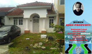 Rp.580 Jt Dijual Rumah Siap Huni Di Cluster Taman Udayana Sentul City (Code:299)