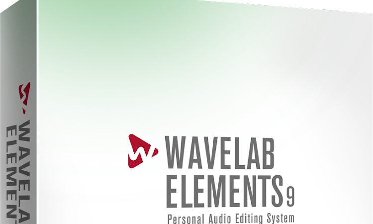Steinberg WaveLab Elements 9 final full version