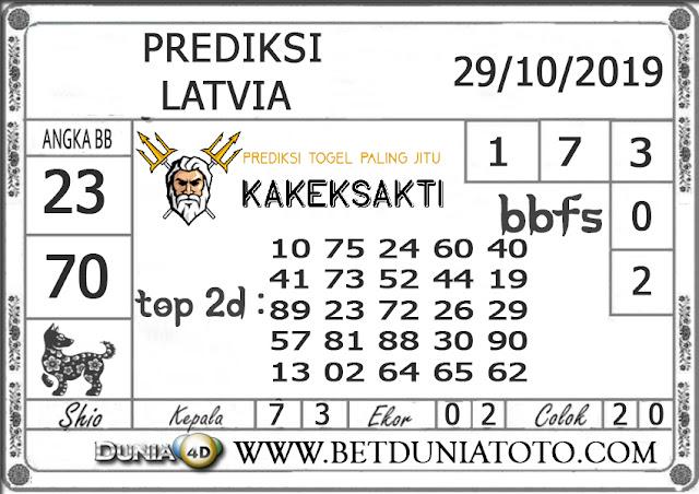 """Prediksi Togel """"LATVIA"""" DUNIA4D 29 OKTOBER 2019"""