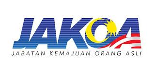 Jawatan Kosong Terkini 2016 di Jabatan Kemajuan Orang Asli (JAKOA) http://mehkerja.blogspot.my/