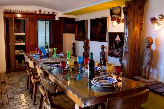 História do museu Casa La Sebastiana