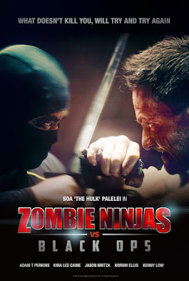 Zombie Ninjas Vs Black Ops 2015 DVD R1 NTSC Sub