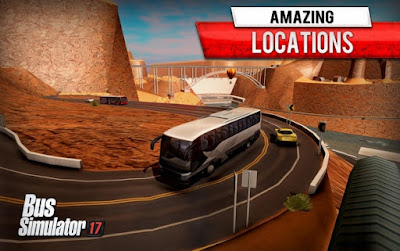 Bus Simulator 17 MOD APK Terbaru (Unlimited Money)