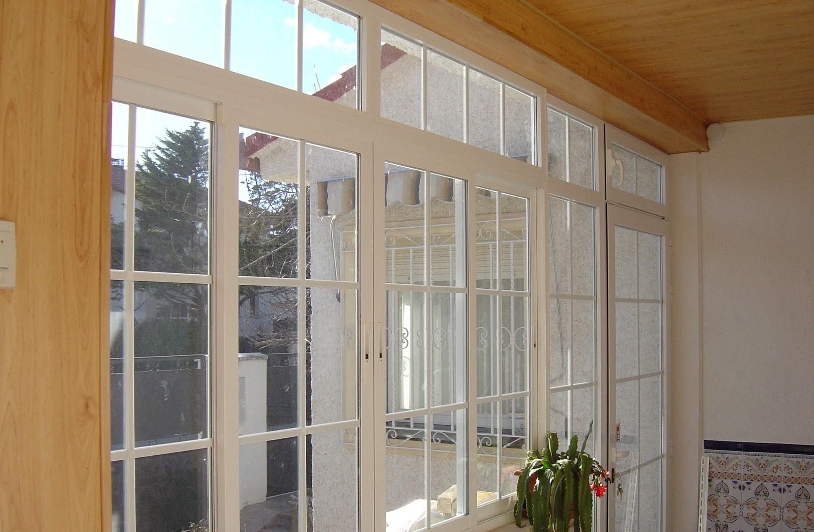 Ventajas del pvc para cerramientos cerramientos en le n - Cerramientos de aluminio para porches ...