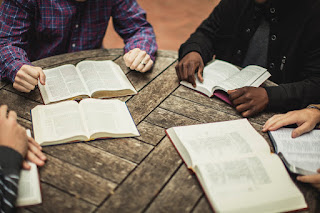 The Shocking Truth about Group Bible Study