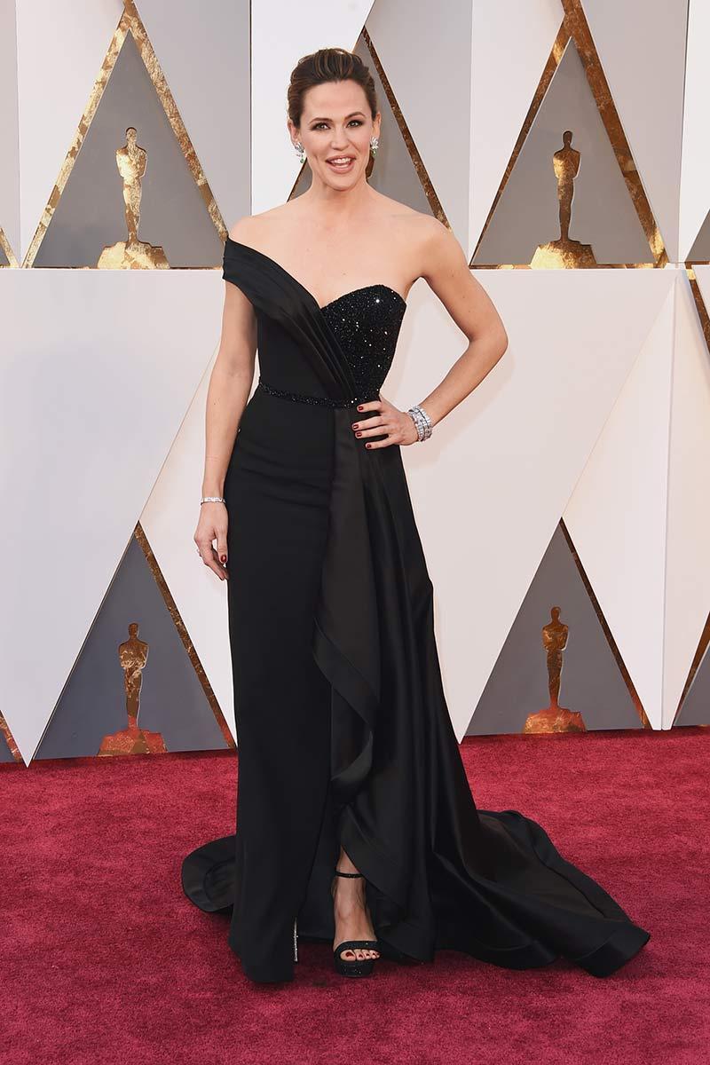 Jennifer Garner en Versace
