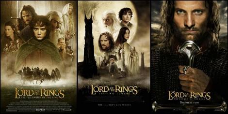 Películas Tolkien