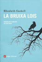 Portada de La bruixa Lois de Elizabeth Gaskell
