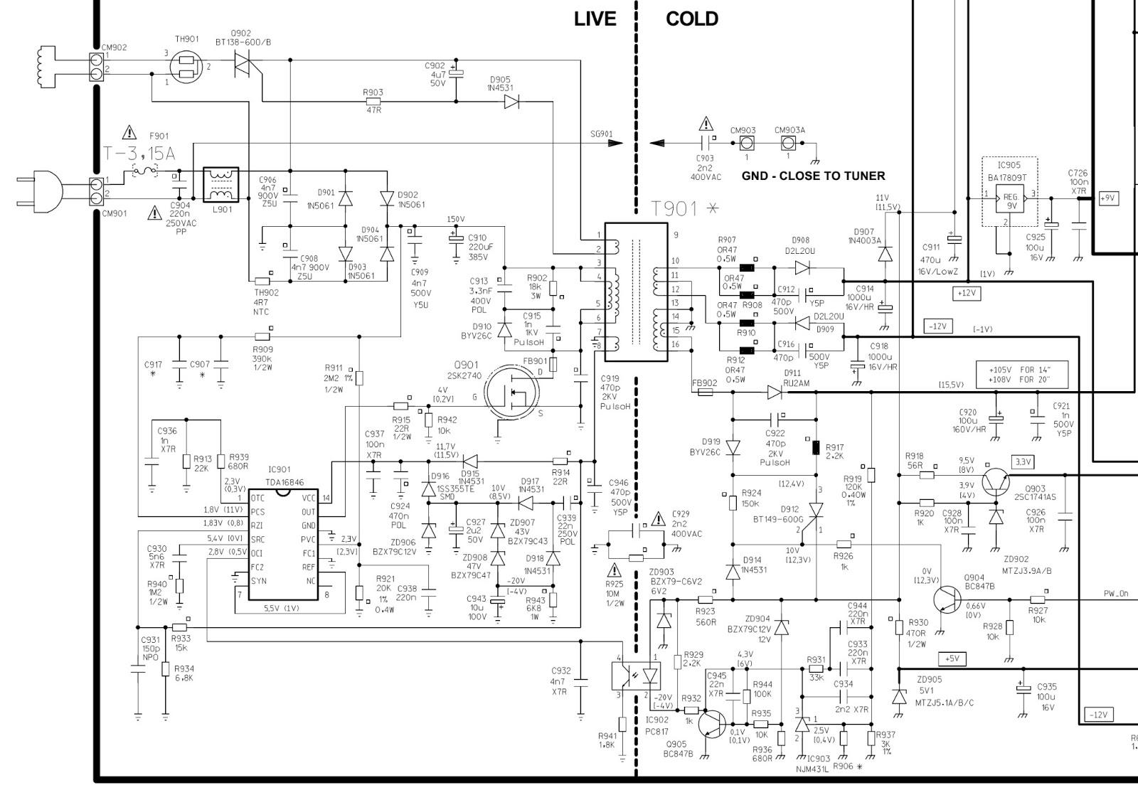RCA  PROSCAN  GE  THOMSON CR14401 CR20401 MG13400 MG19400 MR13401 MR19401  HOW TO ENTER
