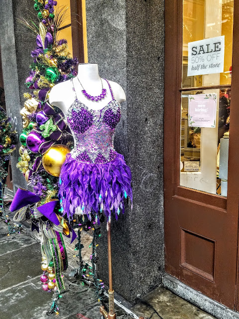 Mardi Gras celebrated in New Orleans, while the Big Easy marks 300 years