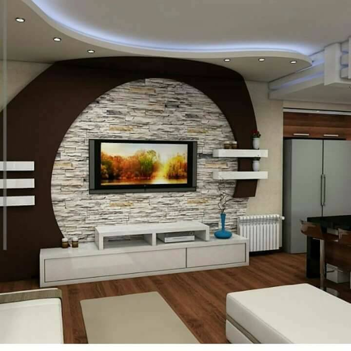The Best Living Room Designs Modern TV Cabinet Wall Units