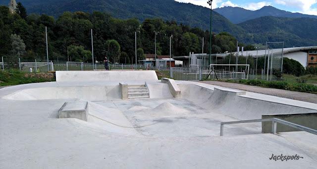 Skatepark Ugine