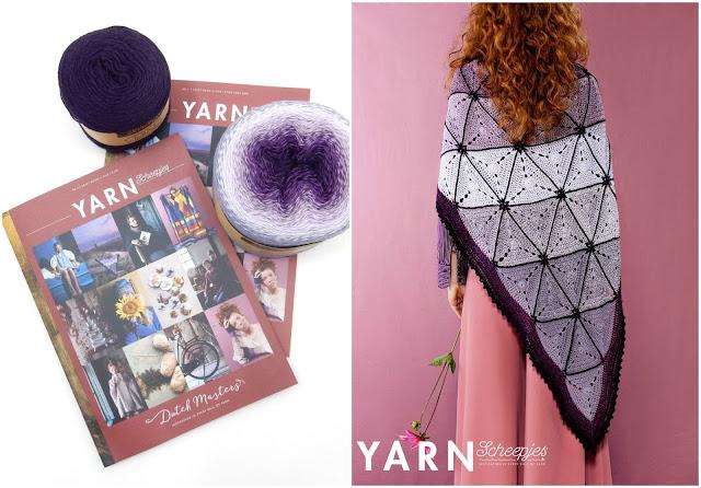 crochet knitting sewing patterns magazine whirl shawl
