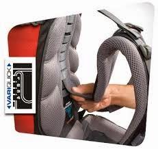 cara setting torso pada tas carrier