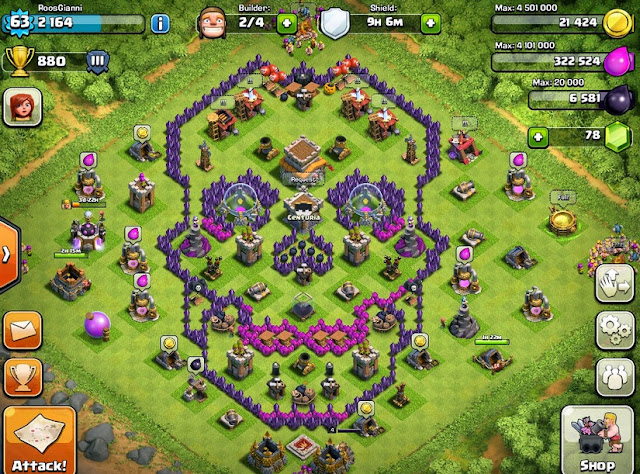 Base Unik Th 8 Terkuat 10