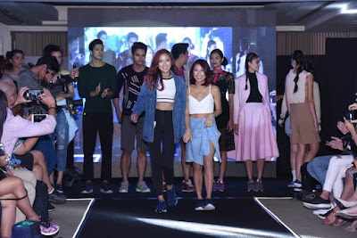Move in Style with Skechers as Young Fashionistas Kryz Uy and Camille Co Curate Top Style Picks