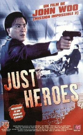 Xem Phim Nghĩa Đảm Quần Anh - Just Heroes