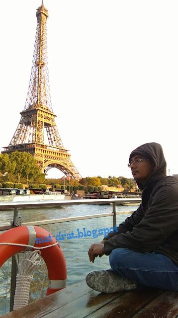 Percutian Ke Paris - Tips dan Panduan