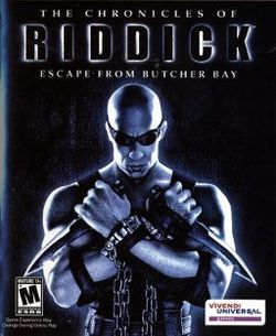 Download The Chronicles Of Riddick Escape From Butcher Bay Free For PC