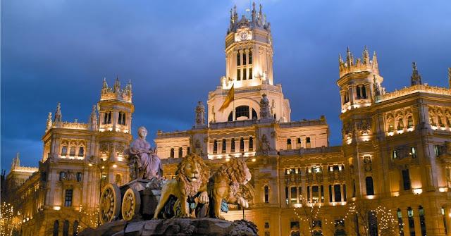Roteiro de três dias em Madri