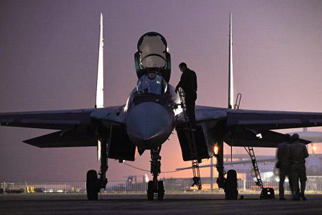 Ini Alasan Tiongkok Membeli Pesawat Tempur Su-35 dari Rusia?