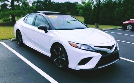 2018 toyota camry xle v6 Review, Ratings, Specs, Prices, and Photos