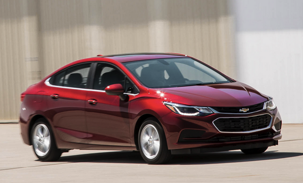 2019 Chevrolet Cruze 1.4T Automatic Review - Cars Auto Express | 2017 ...