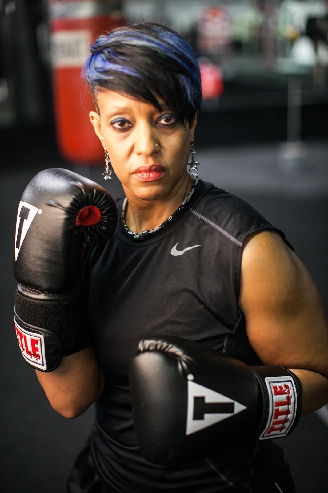 "Atlanta Black Star: Atlanta Corporate Fight Night Welcomes Makeba ""The Modern"