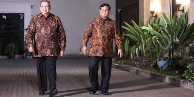 Jadi Mentor Debat, SBY Siapkan Kejutan untuk Menangkan Prabowo-Sandi