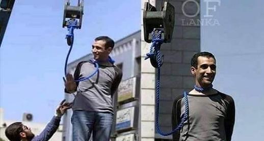 Bobol 217 Bank Israel & Mengambil US$ 3.5 Miliar Dibagikan Untuk Palestina, Hacker Ini Dihukum Gantung Tetap Tersenyum