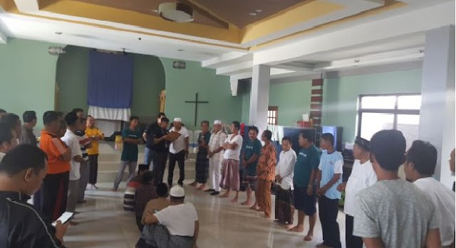 Ditempatkan di Gereja, Begini Kondisi Terkini 177 Jamaah Calon Haji Indonesia yang Ditangkap di Filipina