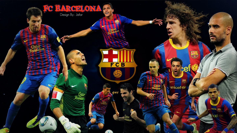 Barcelona Fc: Free Download Wallpaper
