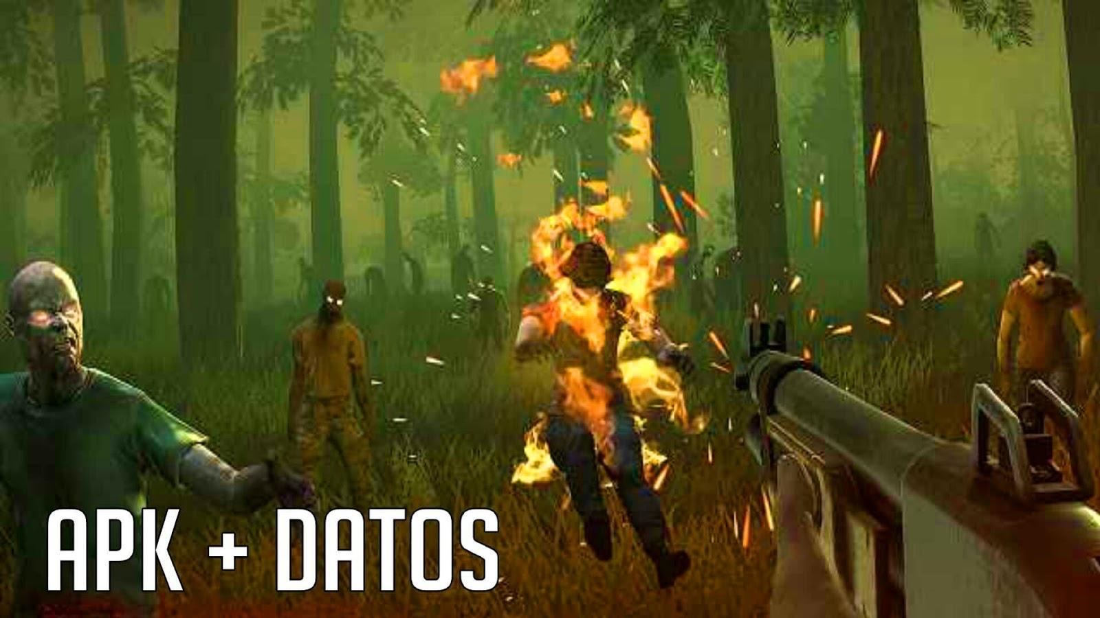 Descarga Into The Dead 2 Nuevo Juego De Zombies Para Android Apk