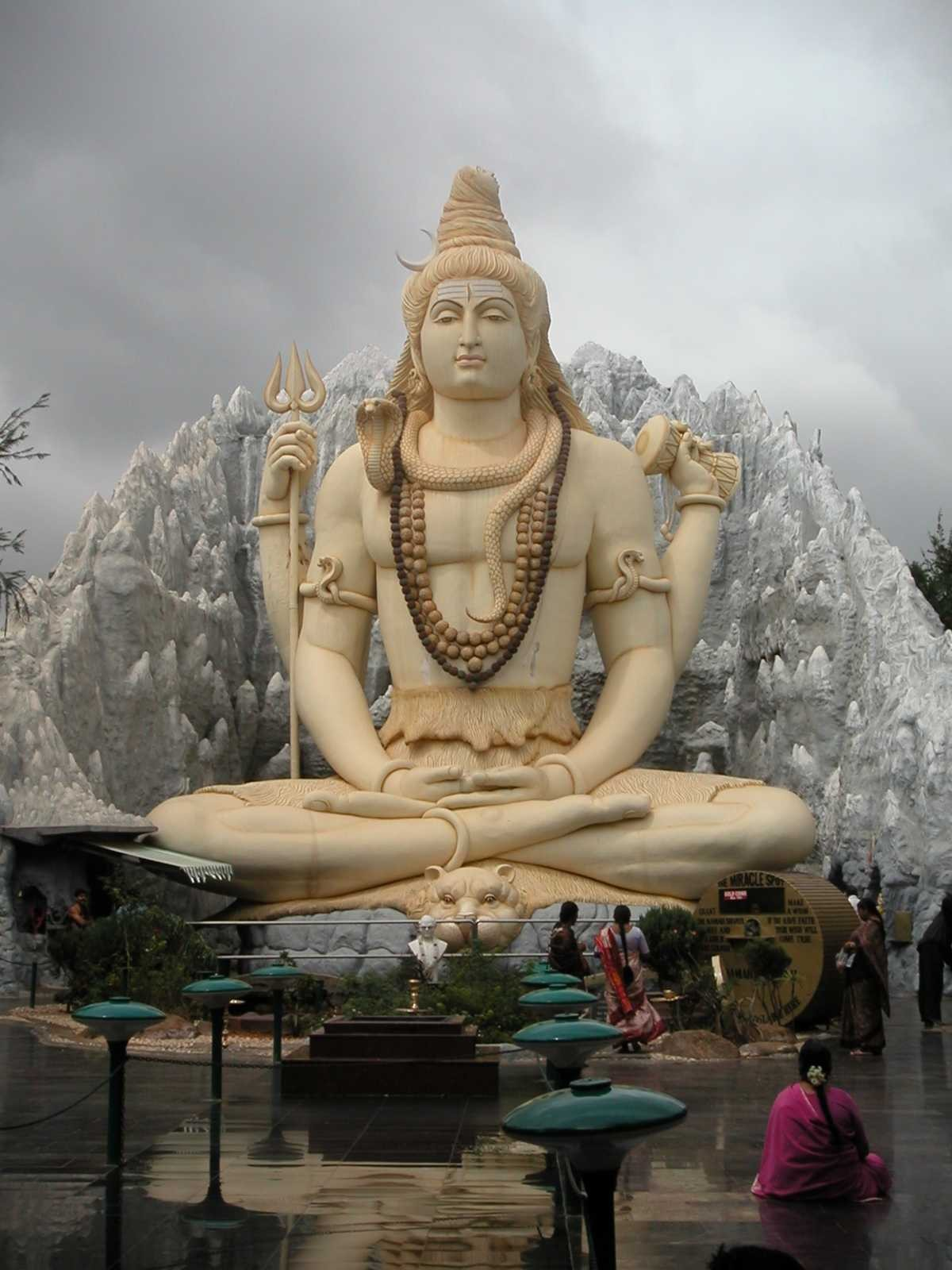 Free God Shiva Wallpapers
