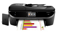 HP Officejet 8040 with Neat Drivers