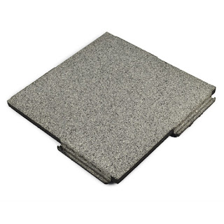 Greatmats sterling roof top patio rubber tiles