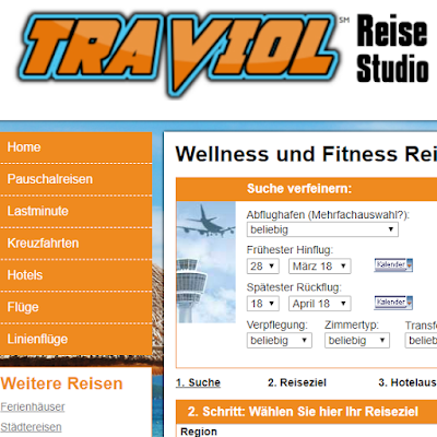 WWW.TRAVIOL.DE no Sportiol Fitness Studio