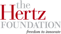 The Hertz Foundation Graduate Fellowship Award