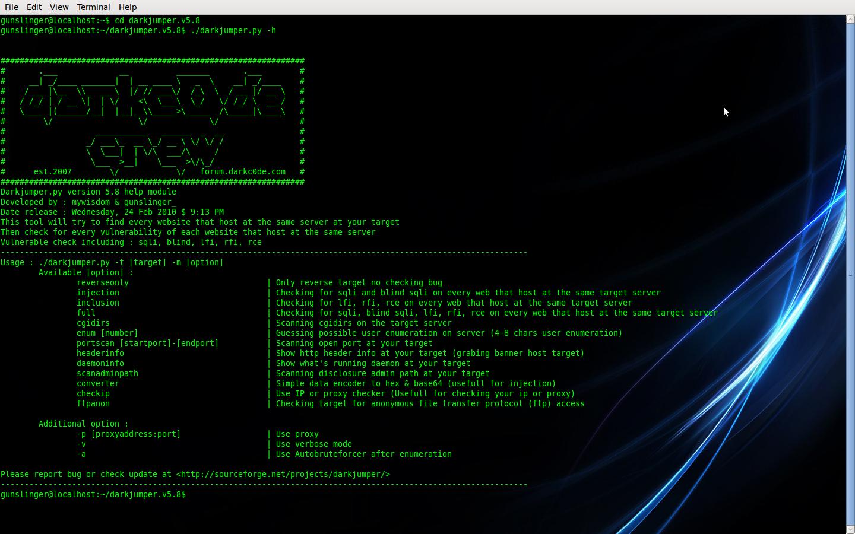 Àb Ŕehmán: Download Darkjumper v5 8 | Sqli,Lfi,Rfi Scanner Tool