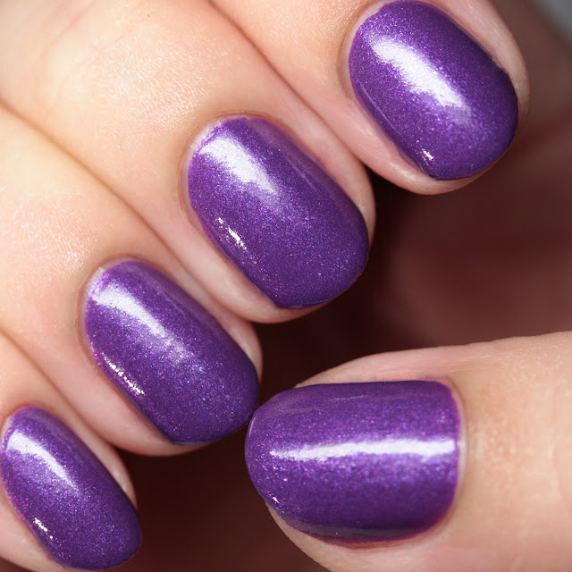 Moonflower Polish Orquideas (Orchids)