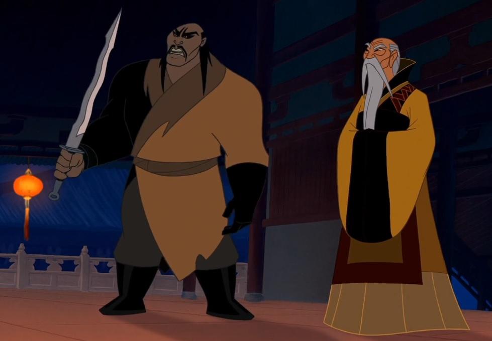 Old Neko: Mulan (1998 Film) Review