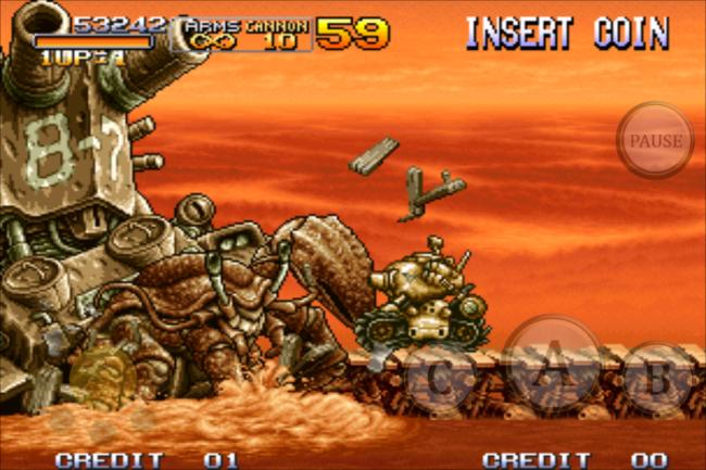 Download Metal Slug 3 MOD APK Free