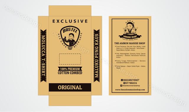 desain packaging bastel