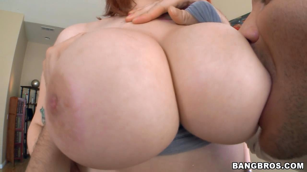 Something big tits round ass