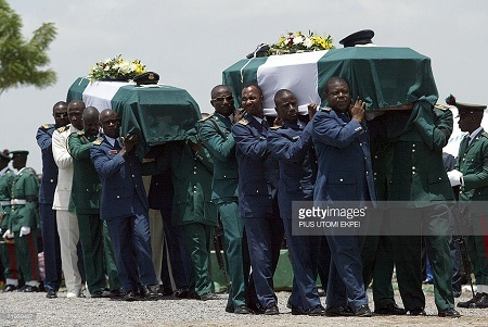 How Sad! 10 Years After Their Tragic Death, Families of Late 13 Army Generals are Yet to Receive Benefits